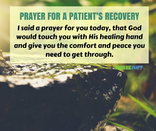 medical prayer quotes