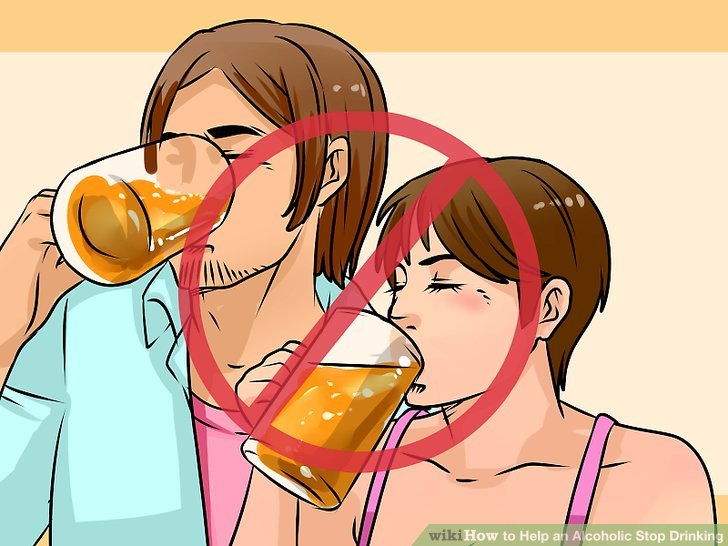 how to help an alcoholic father