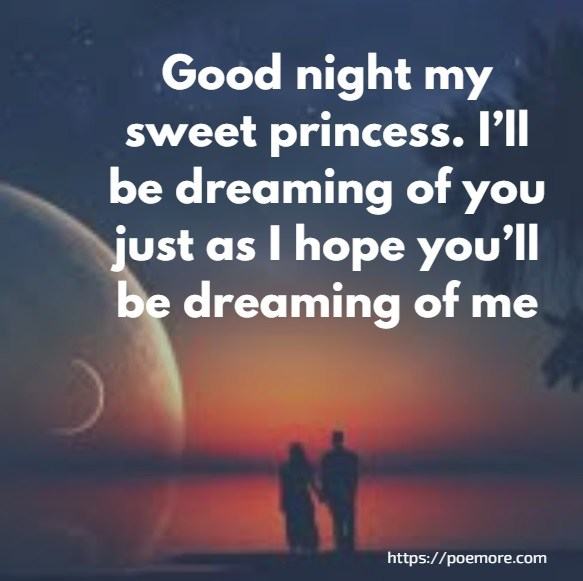 good night prayer for my family and friends
