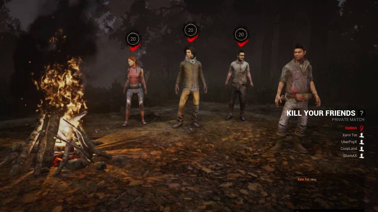 Кряк для Dead By Daylight