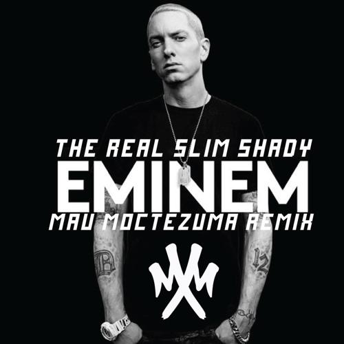 The Real Slim Shady скачать