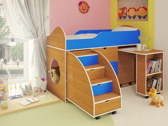 Изображение - Как подобрать детскую кровать-чердак proxy?url=https%3A%2F%2Fibeds.ru%2Fwp-content%2Fuploads%2F2013%2F01%2Fkrovat-cherdak-detskaya-02-580x435