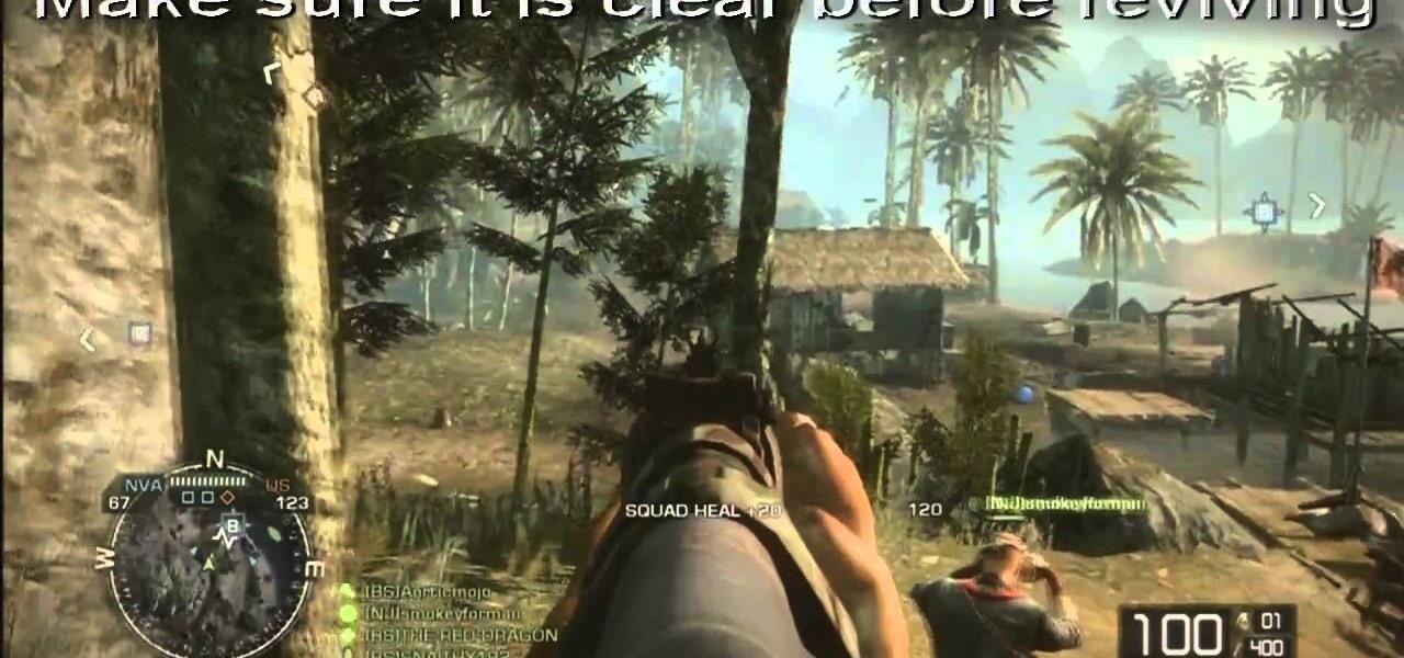 Скачать кряк для Мультиплеера Battlefield Bad Company 2