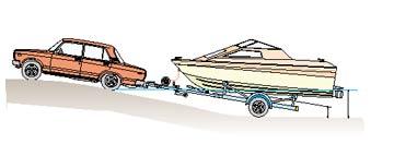 Наш воз - нам и везти, размышления о прицепах для лодки