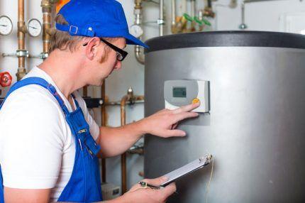 Замена газового котла в квартире документы