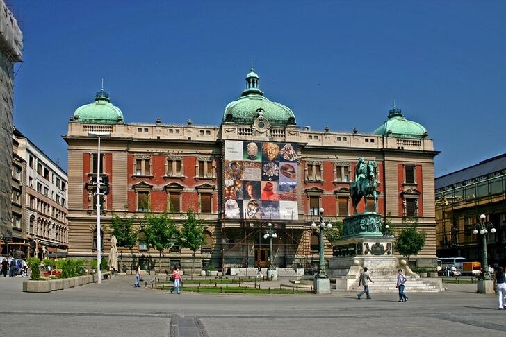 Изображение - Сербия белград достопримечательности proxy?url=https%3A%2F%2Ftop10.travel%2Fwp-content%2Fuploads%2F2017%2F05%2Fnatsionalnyj-muzey-serbii
