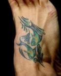 Знак зодиака рыбы картинки для тату