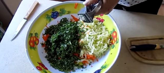 рецепт кабачковых оладьев с фото
