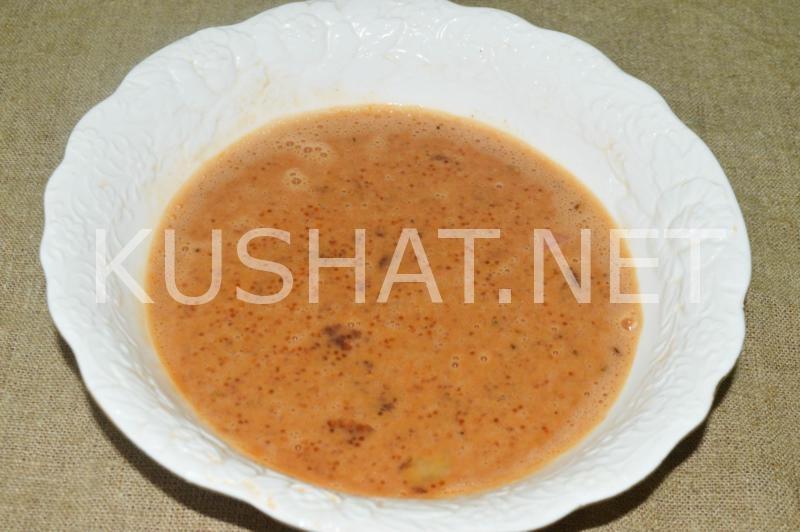 рецепт оладьев из икры