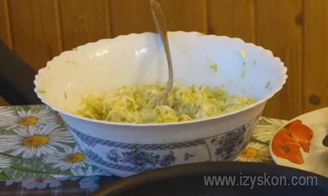 драники кабачковые рецепт пошаговый