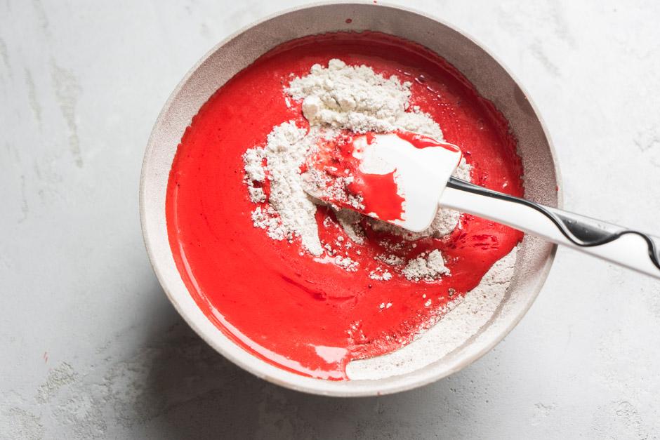 красный бархат рецепт капкейков
