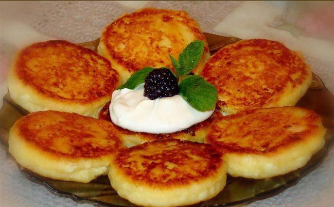 мягкие сырники рецепт