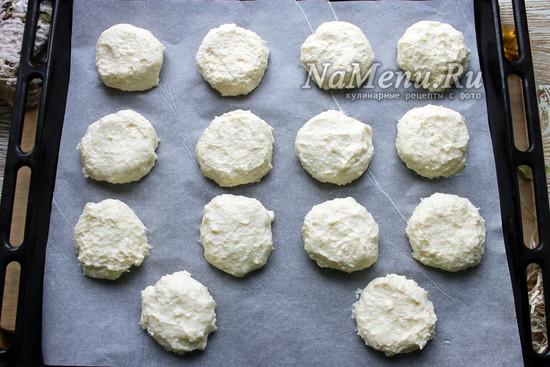 рецепт сырники запеченные