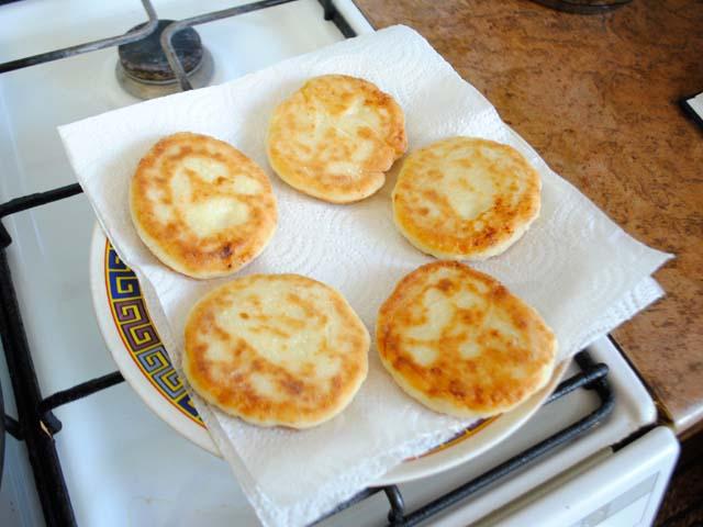 рецепт сырников круглых