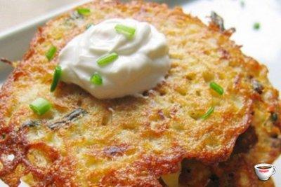 драники из картофельного пюре рецепт