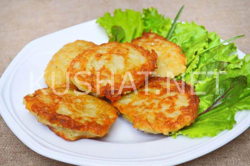 картофельные драники рецепт приготовления с фаршем