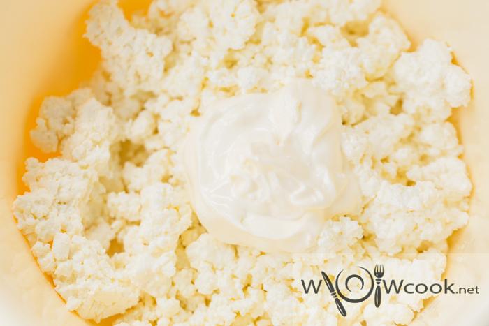 рецепт сырников со сметаной