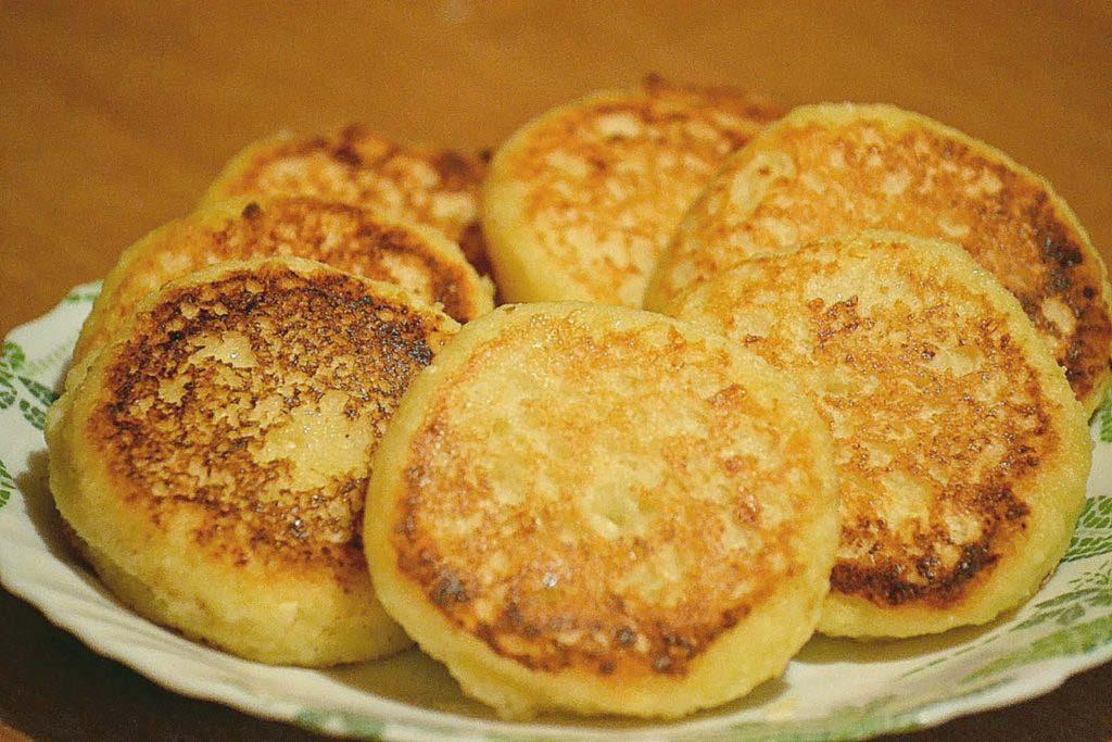 сырники на молоке рецепт