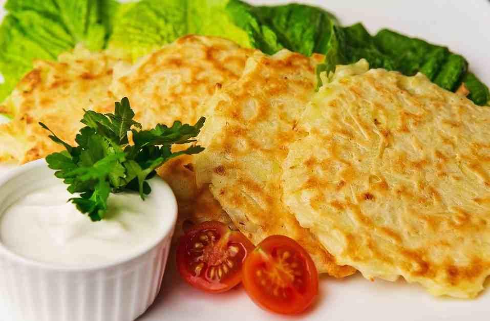 как из картошки сделать драники из картошки рецепт