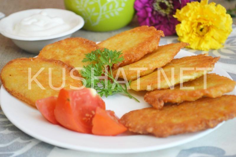 рецепт вкусных драников из картошки с сыром