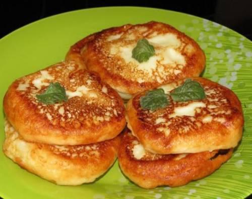 сырники рецепт пошагово на сковороде
