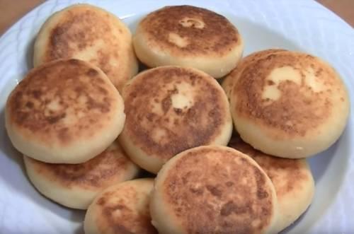 сырники рецепт творог 500 гр