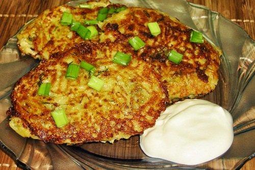 приготовить драники картофельные рецепт