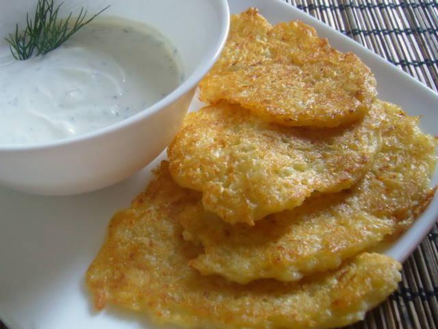 рецепт настоящих драников из картошки