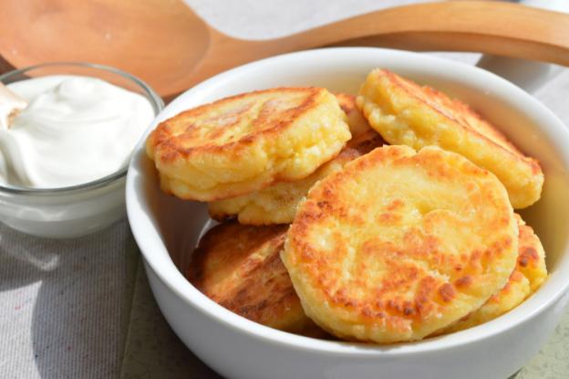 сырники вкусные рецепт с творогом классические