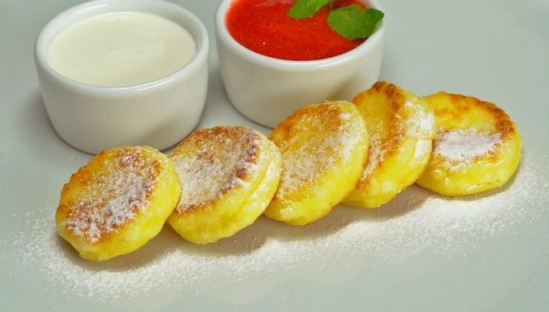сырники по дюкану рецепт