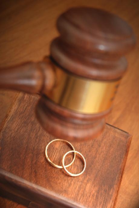 Развод с женой с ребенком