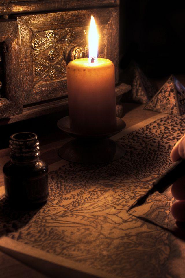 практикум магия свечи